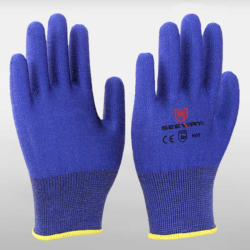 Acrylic Winter Knitted Gloves