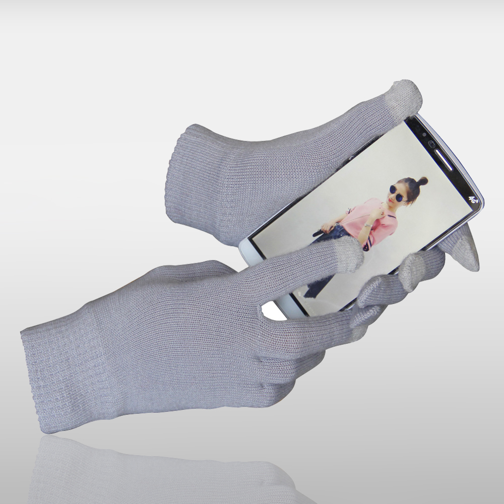 Wool Touch Gloves