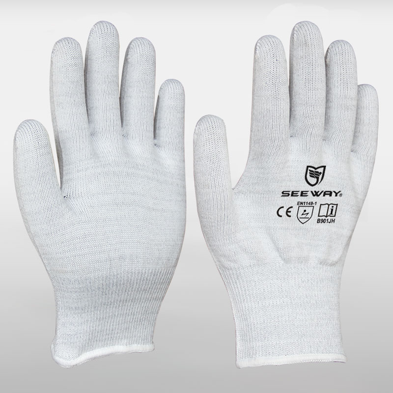 Low Heat Resistant ESD Gloves