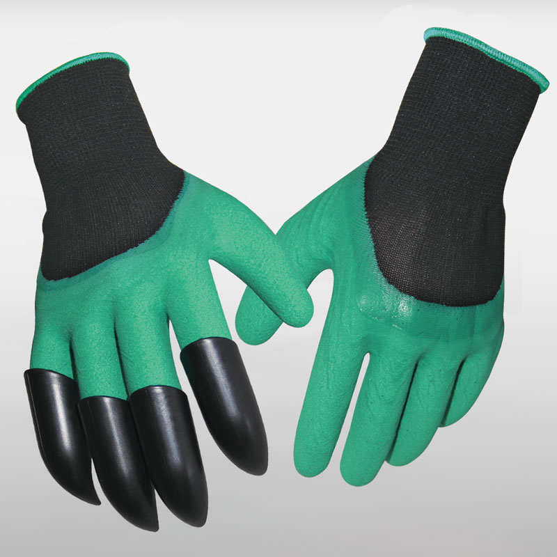Garden Gloves With ABS Claw