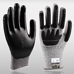 Impact & Cut Resistant Gloves