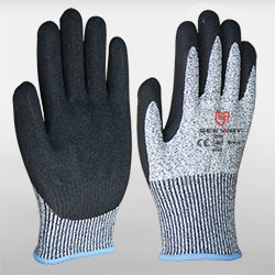 O<span>i</span>l & Cut-Resistant Gloves