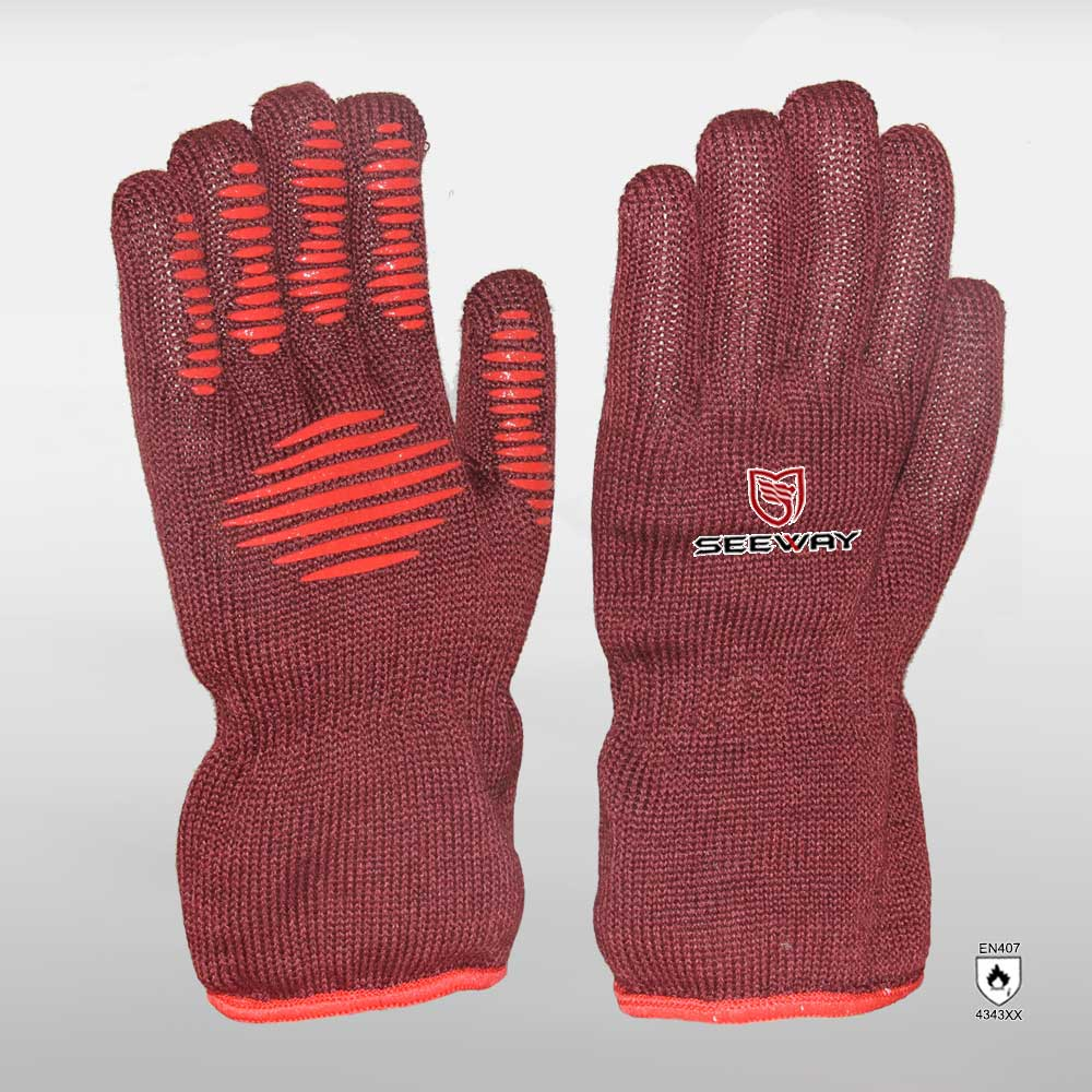 Long Oven Gloves (350℃/662°F)<br />