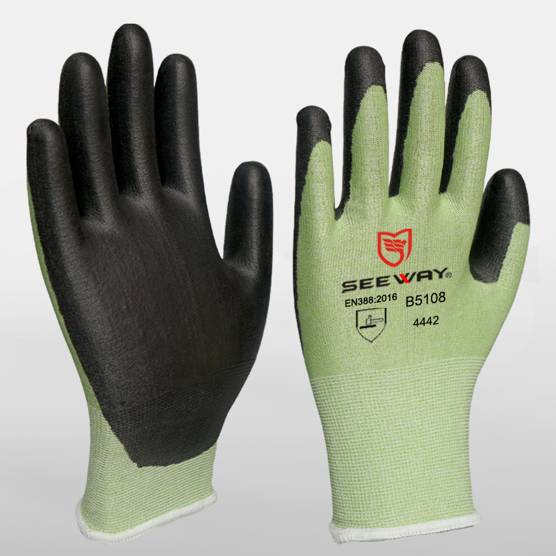 Ultra Thin Cut-Resistant Gloves (Cut Level 4)