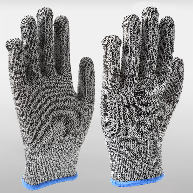 HPPE  Cut-Resistant Gloves ( Cut Level 3)