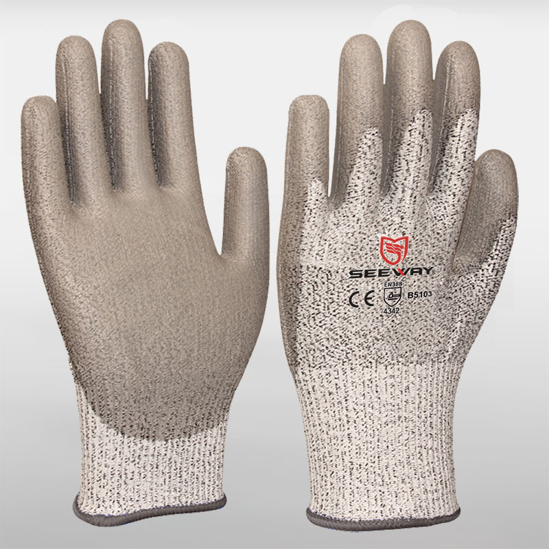 HPPE Cut-resistant Gloves(cut level 3)