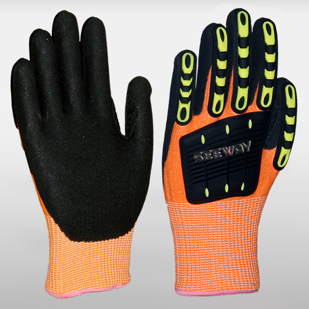Cut Resistant Anti Vibration Glove