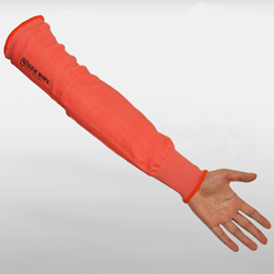 Cut Resistant Sleeves (Orange)