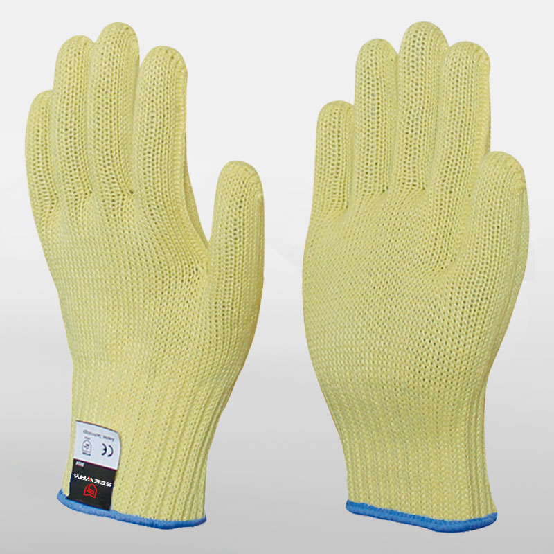 Aramid Cut Resistant GLoves Class 5