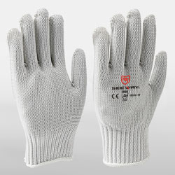 Steel Wire Cut Resistant Gloves<br />