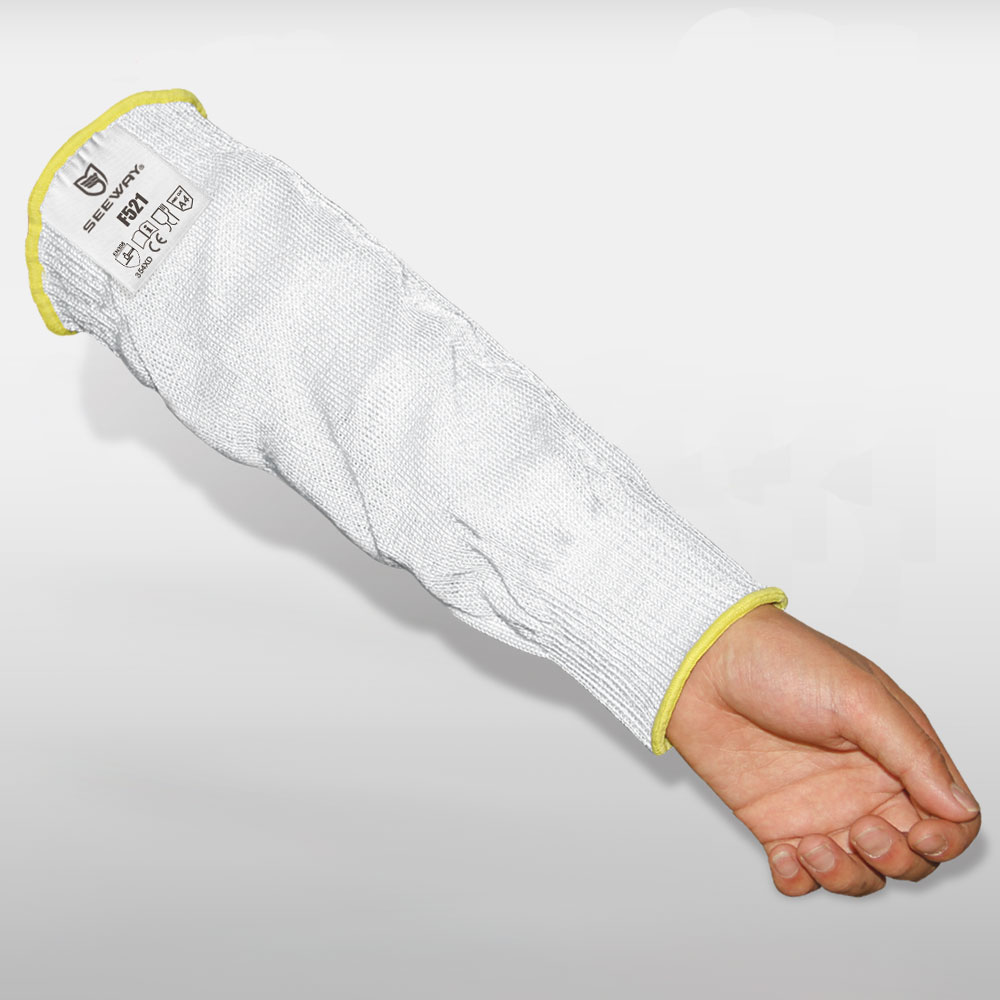 Cut Resistant Sleeves for Food Industry<br />