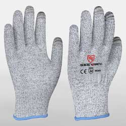 Smart Touchscreen Cut Resistant Gloves