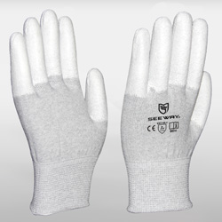 <span>PU Coated </span>ESD Gloves