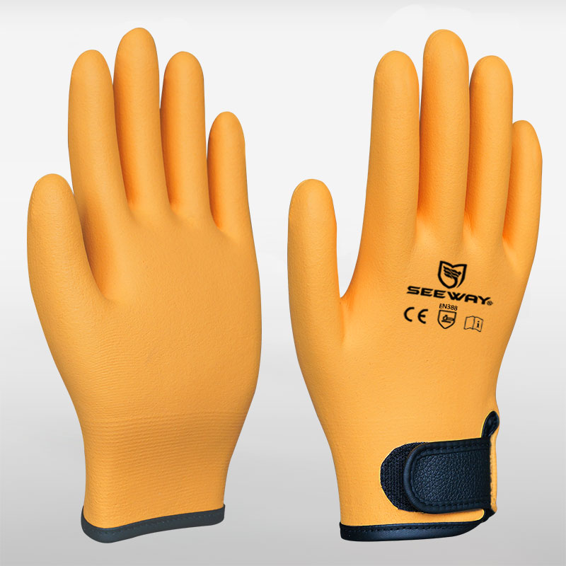 Fully Palm Driving Gloves
