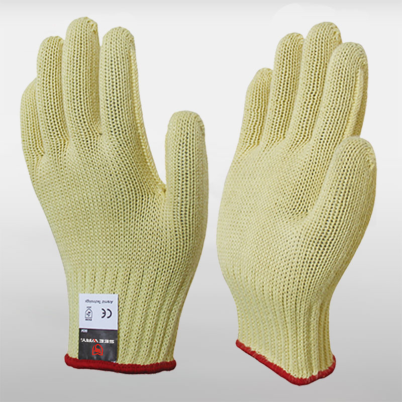 Aramid Cut-Resistant Gloves
