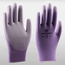 15 Gauge Polyurethane Coated Gloves