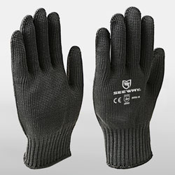 Steel Wire Cut Resistant Gloves